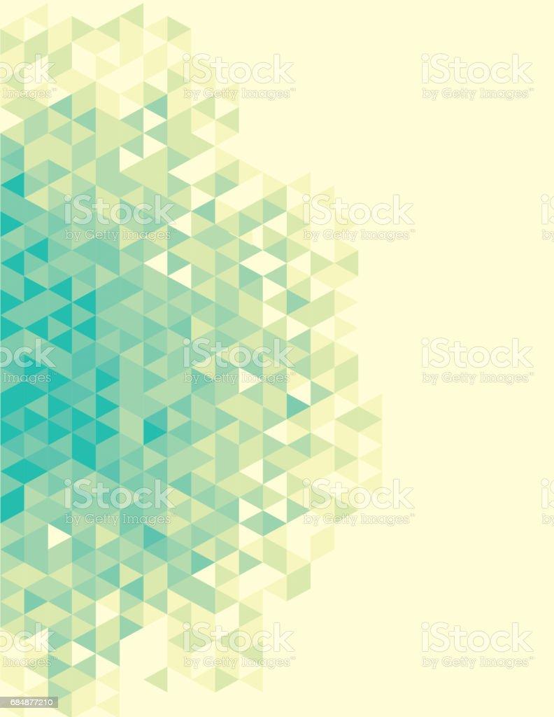 Abstrakte Geometrische Hintergrund Lizenzfreies abstrakte geometrische hintergrund stock vektor art und mehr bilder von abstrakt