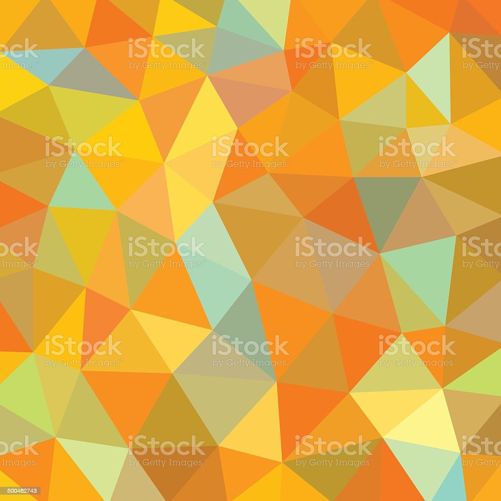Abstract Geometric Background - Vector Pattern royalty-free stock vector art
