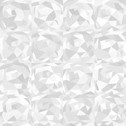 Abstract Geometric Grey And White Background, Bricks, Stone