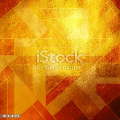 Abstract Geometric Multi Colored Background. Golden invitation, brochure or banner with minimalistic geometric style. Gold lines, Glitter, Frame, Vector Fashion Wallpaper, Poster. Abstract Rectangle Multi Colored Acrylic Painting Background.