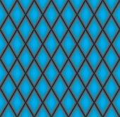 Abstract geometric pattern. Diagonal line background. Abstract diamond ornament. Blue rhombus texture