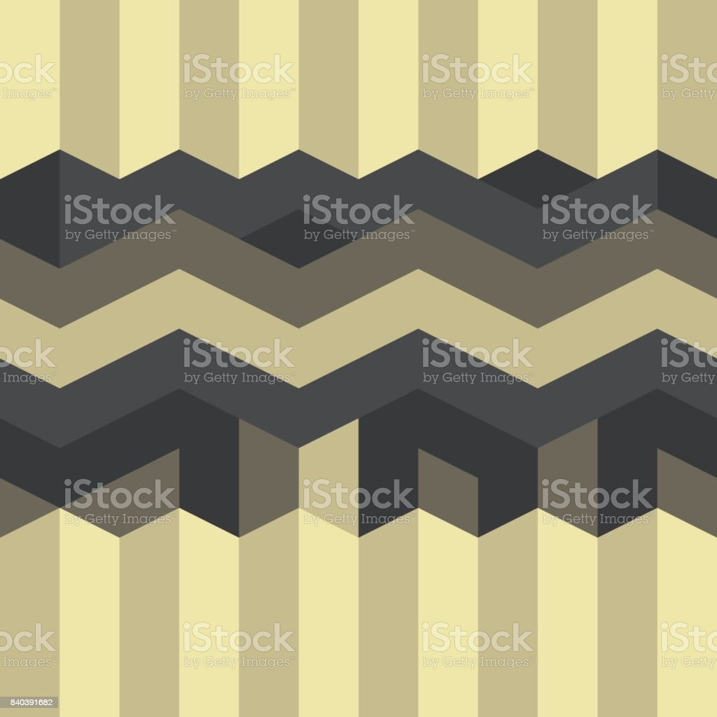 Was Ist Deco abstract geometric pattern vector deco stock vector