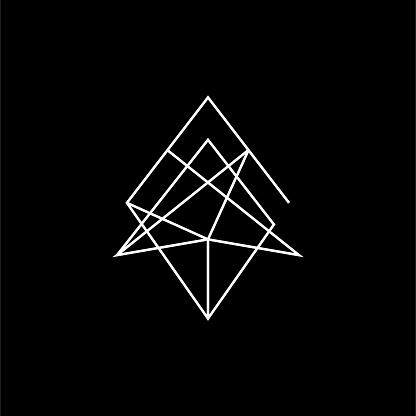 Abstract Geometric Symbol Illustration #2