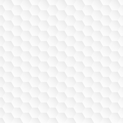 Abstract geometric texture - Trendy white background