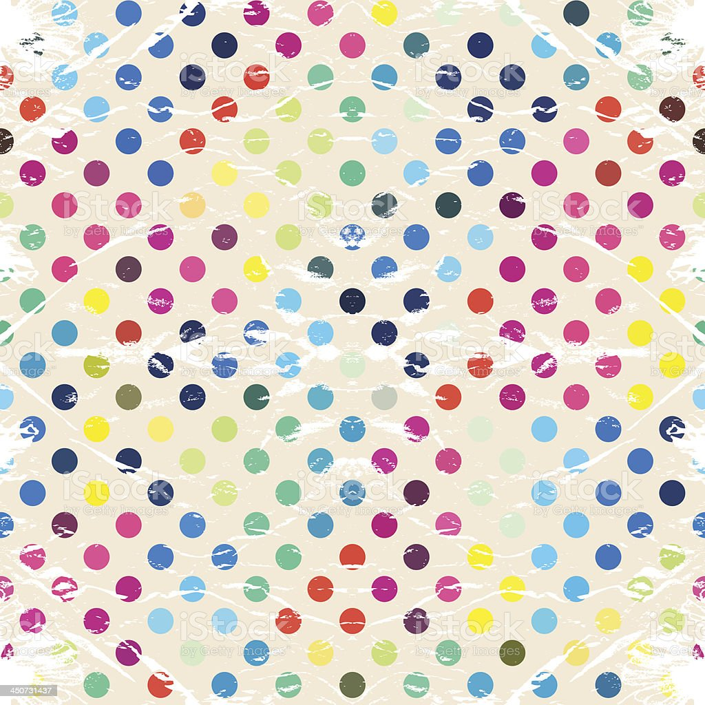 Abstract geometric vector background - circles. royalty-free stock vector art