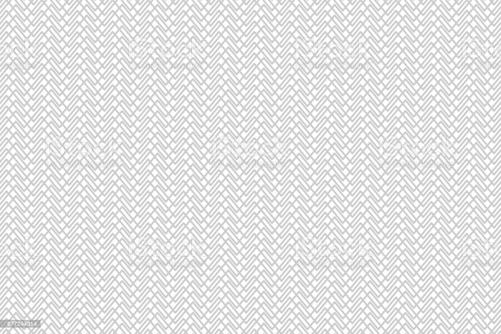 Abstract Geometric white pattern Background. Vector illustration vector art illustration