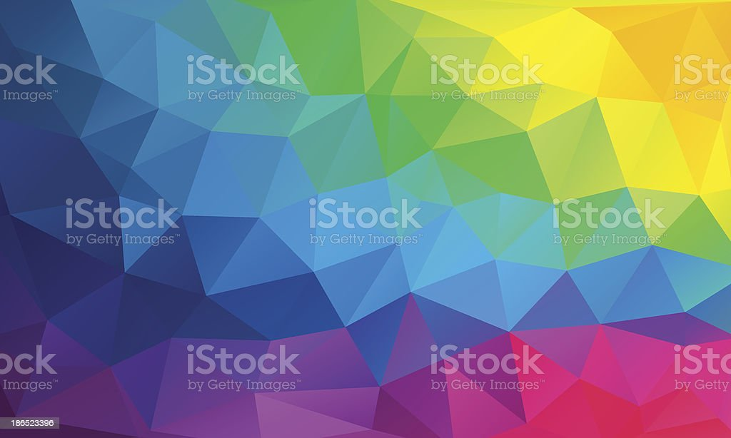 Abstract geometrical background with triangles royalty-free abstract geometrical background with triangles stock vector art & more images of abstract