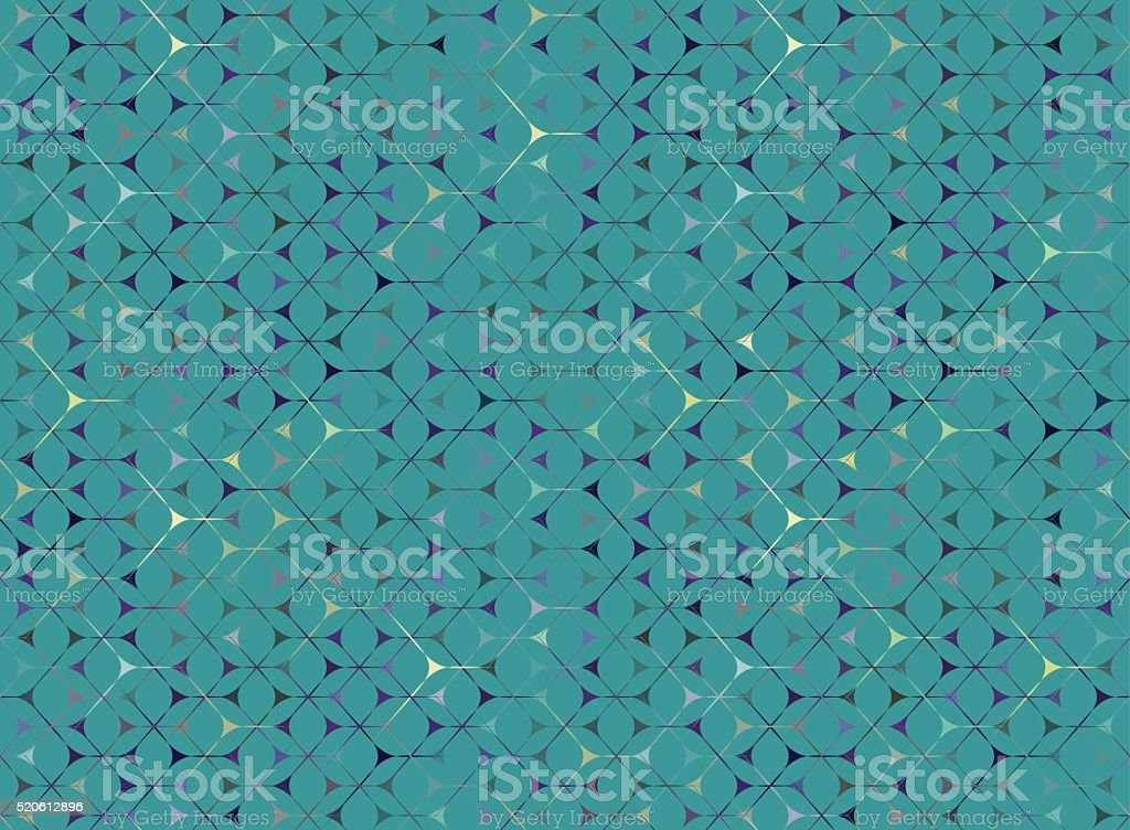 abstract geometrical seamless pattern vector art illustration