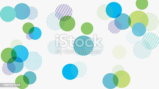 Abstract Geometry pattern background for design