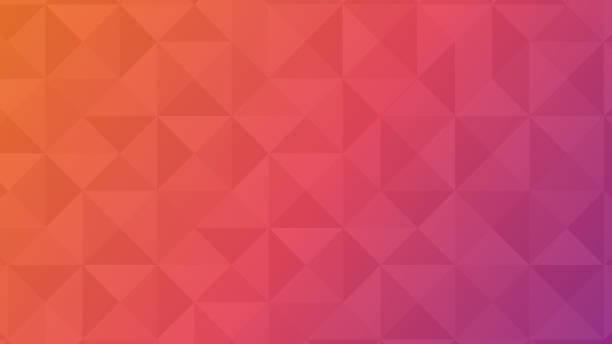 illustrazioni stock, clip art, cartoni animati e icone di tendenza di abstract geometry pattern background for design - tetrade