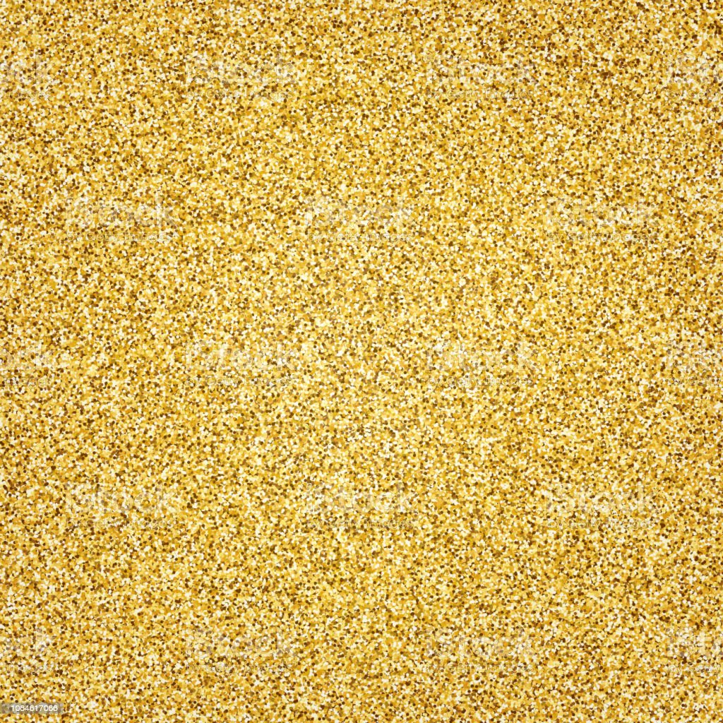 Abstract gold background texture vector art illustration