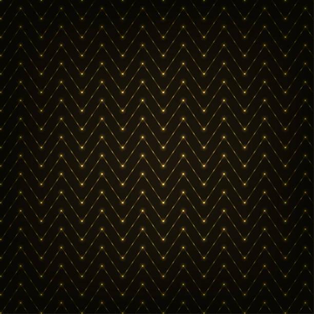 abstrakte goldene geometrische muster. luxus-kulisse. - edelrost stock-grafiken, -clipart, -cartoons und -symbole