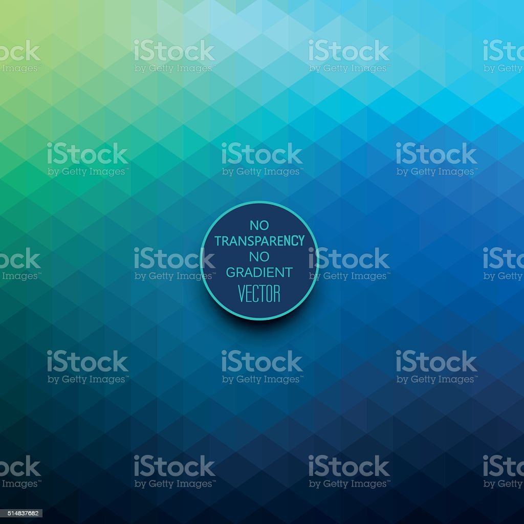 Abstract gradient art geometric background vector art illustration