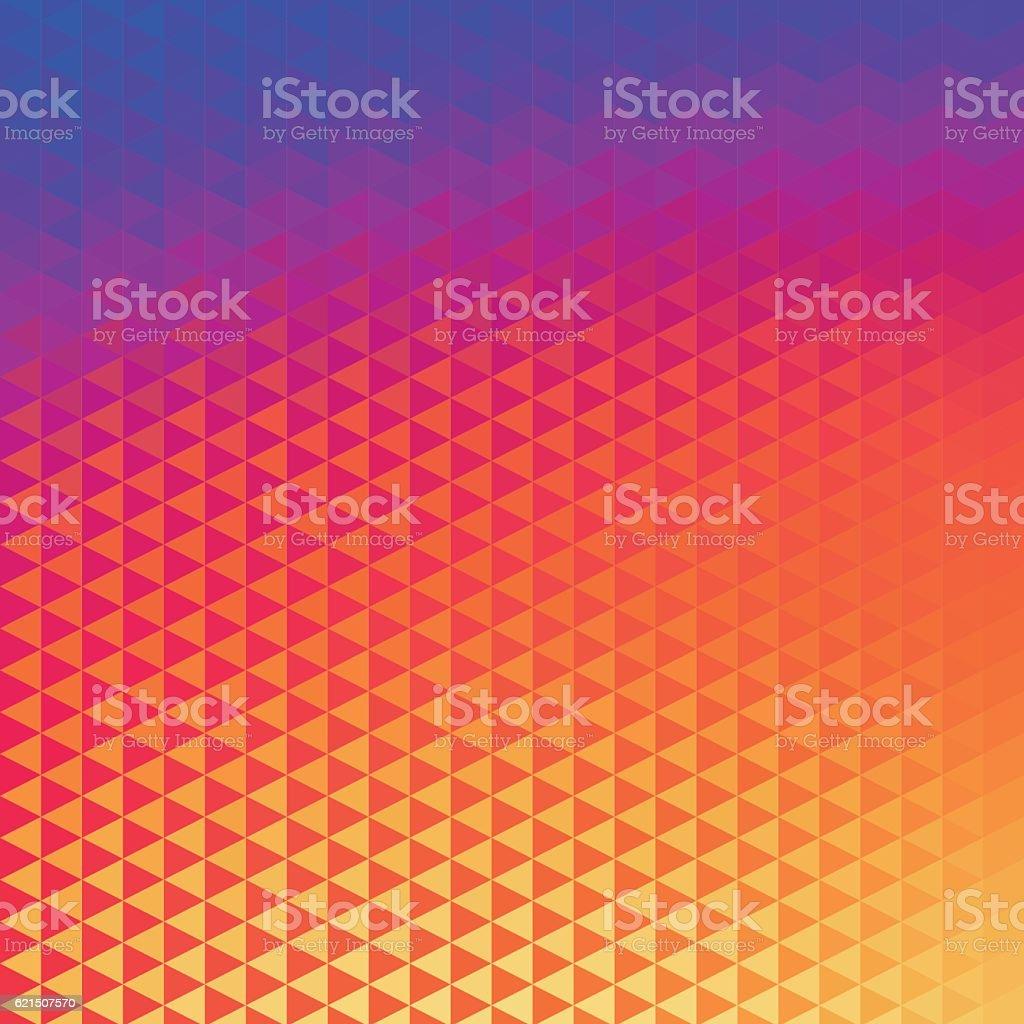 Abstract gradient art geometric background with soft color tone. abstract gradient art geometric background with soft color tone – cliparts vectoriels et plus d'images de brillant libre de droits