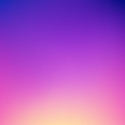 Abstract Gradient Background Dreamy Dusk Colors - Stockowe grafiki wektorowe i więcej obrazów Abstrakcja