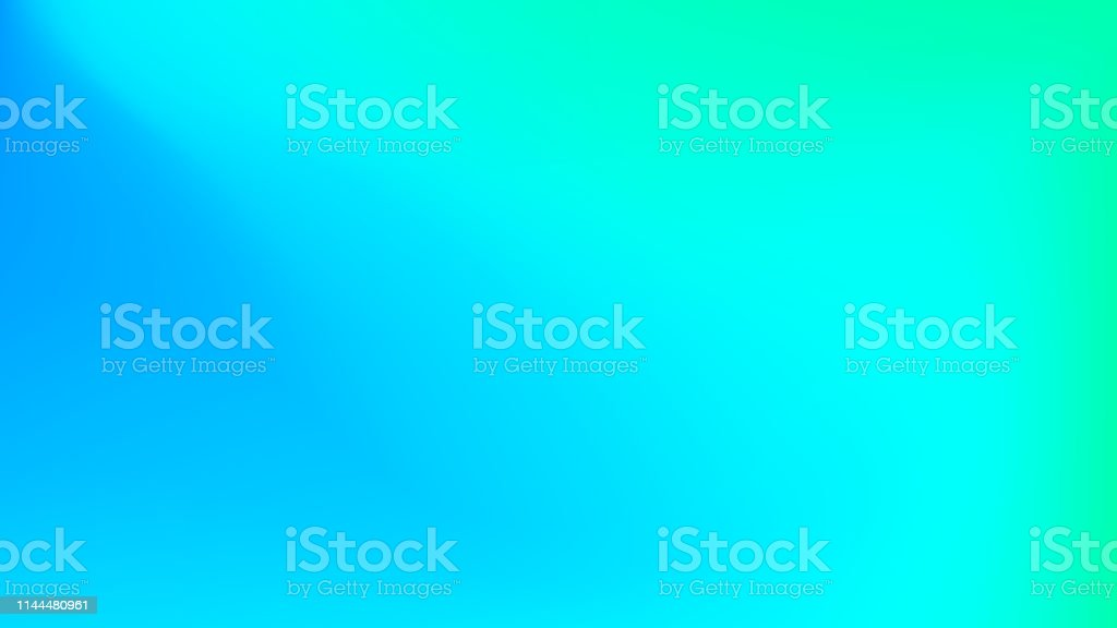 Abstract gradient blue background. mesh gradient. Soft mixing colors....