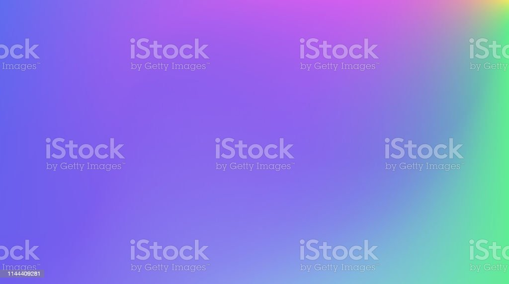 Abstract gradient colorful background. Mesh gradient. Soft mixing...
