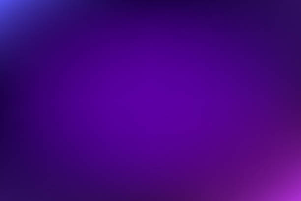 bildbanksillustrationer, clip art samt tecknat material och ikoner med abstrakt gradient tom suddig violett bakgrund. rosa, blå, lila, violett lutning - purpur