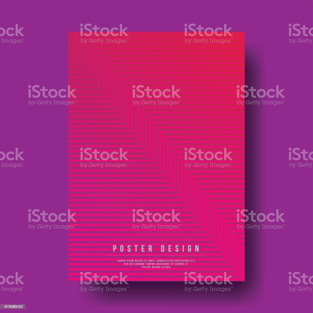 Abstract Gradient Future Geometric Shapes Cover Design - Vector illustration template abstract gradient future geometric shapes cover design vector illustration template – cliparts vectoriels et plus d'images de abstrait libre de droits