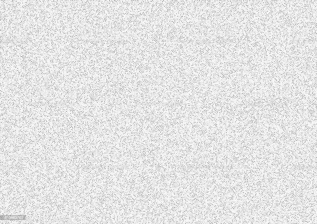 ilustração de gradiente halftone pontos padrão abstrato tamanho a4