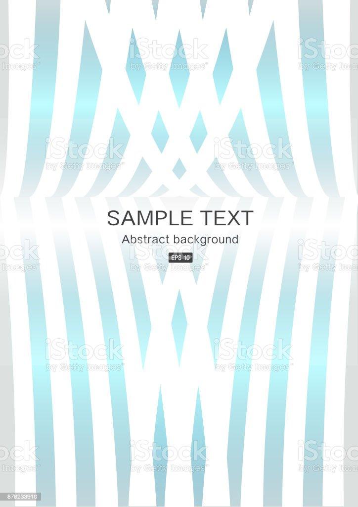 グレーを抽象化し青の色背景 デザイン コピー スペース ベクター