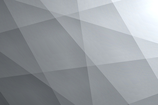 Abstract gray background - Geometric texture