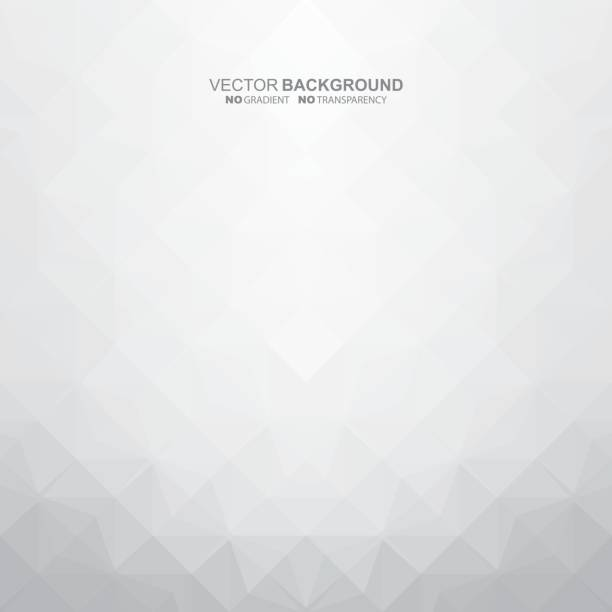 Abstract gray background. vector art illustration