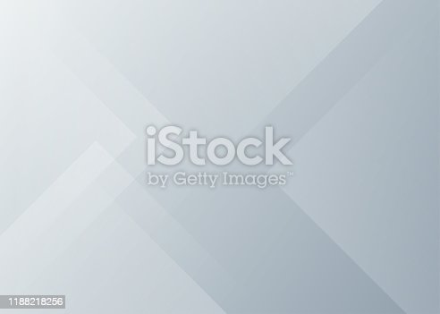 istock Abstract gray geometric shape subtle vector background illustration 1188218256