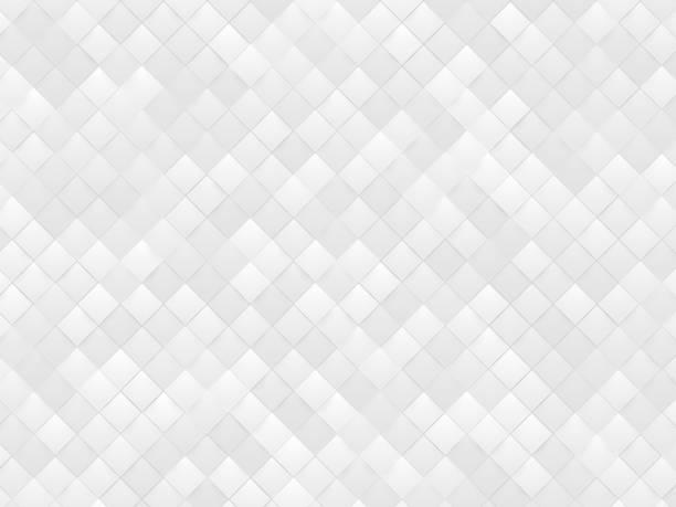 ilustraciones, imágenes clip art, dibujos animados e iconos de stock de fondo de azulejo gris resumen - fondos mosaicos