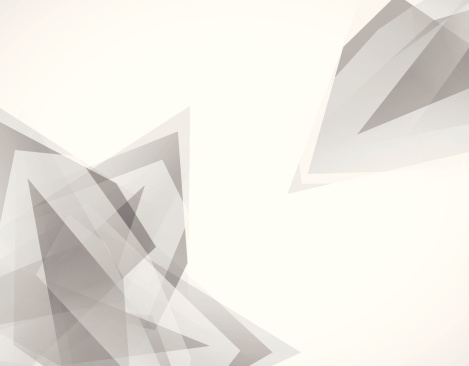 abstract gray transparency geometry shape background