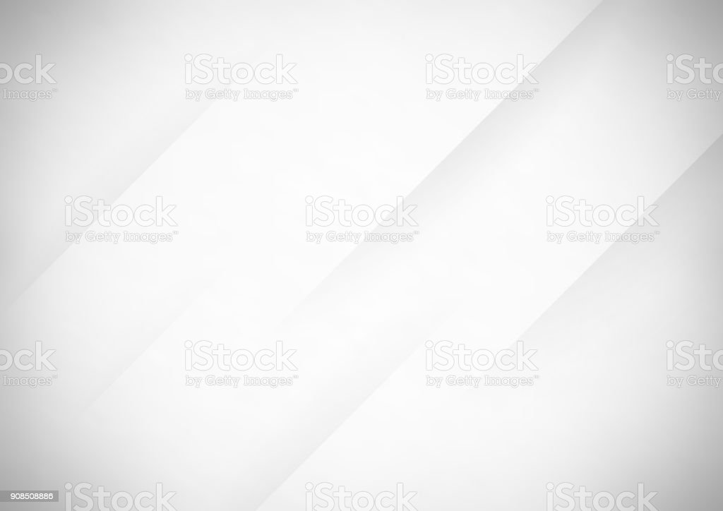 Abstract gray vector background with stripes, can be used for cover design, poster, advertising. - Grafika wektorowa royalty-free (Abstrakcja)