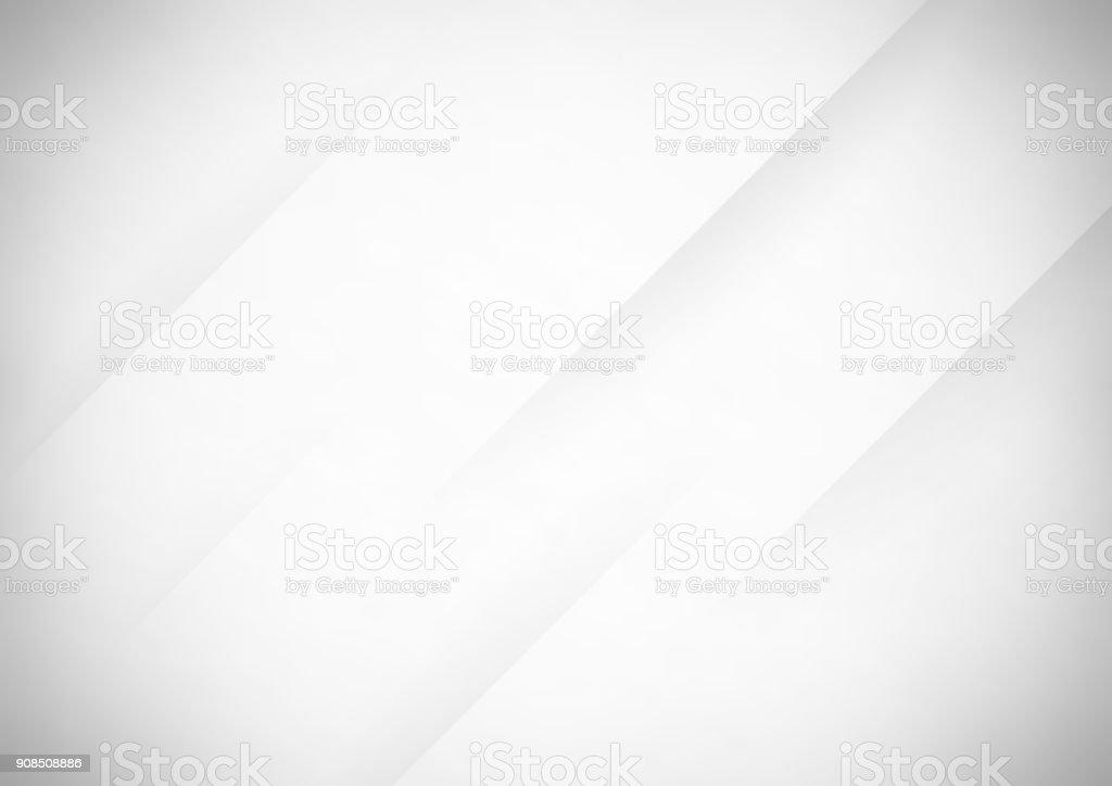 Abstrakt grå vector bakgrund med ränder, kan användas för omslagsdesign, affisch, reklam. - Royaltyfri Abstrakt vektorgrafik