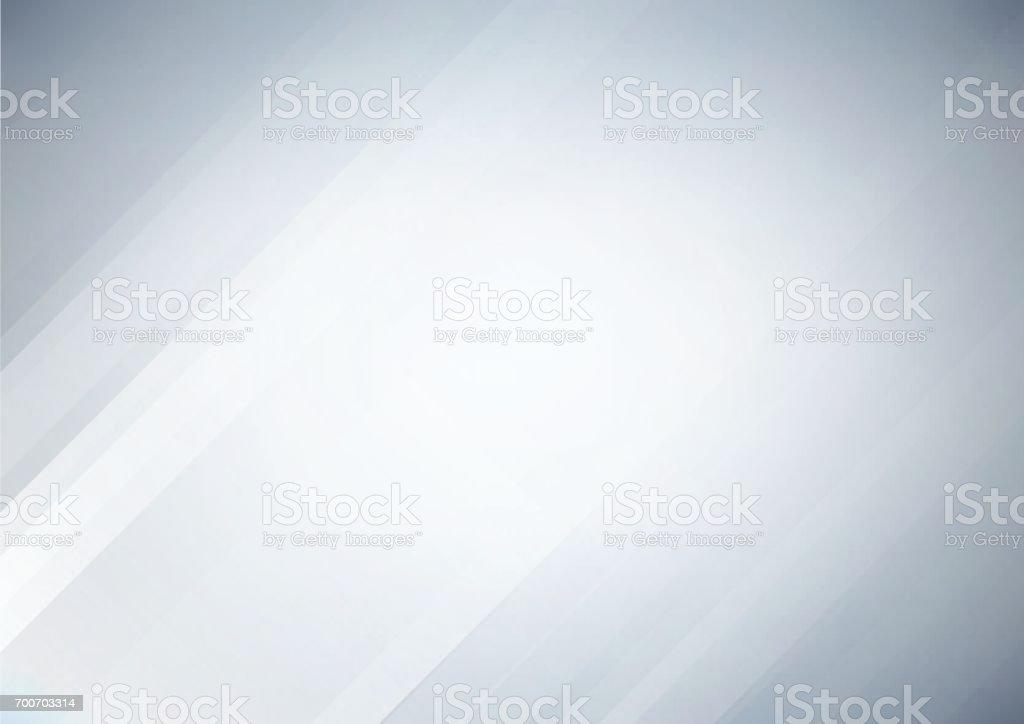 Abstrait vector gris avec rayures - Illustration vectorielle