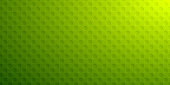 Modern and trendy abstract background. Geometric texture with seamless patterns for your design (colors used: green, yellow). Vector Illustration (EPS10, well layered and grouped), wide format (2:1). Easy to edit, manipulate, resize or colorize.