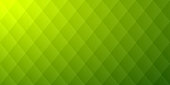 istock Abstract green background - Geometric texture 1206507378