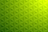Modern and trendy abstract background. Geometric texture with seamless patterns for your design (colors used: green, yellow). Vector Illustration (EPS10, well layered and grouped), wide format (3:2). Easy to edit, manipulate, resize or colorize.