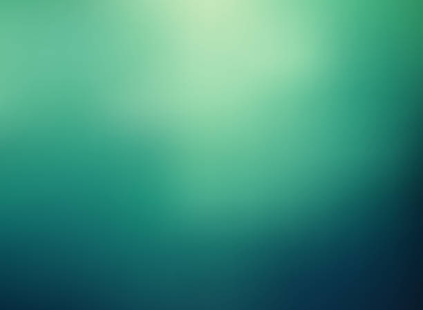 Abstract green color gradient blurred background. Abstract green color gradient blurred background. Vector illustration hill stock illustrations