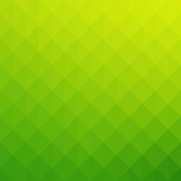 stockillustraties, clipart, cartoons en iconen met abstracte groene geometrische achtergrond. vector illustratie eps 10 - groene acthergrond