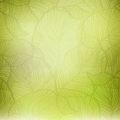 Vector Abstract green vintage background  EPS 10