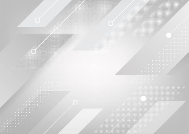 Abstract grey and white tech geometric corporate design background eps 10.Vector illustration Abstract grey and white tech geometric corporate design background eps 10.Vector illustration backgrounds drawings stock illustrations