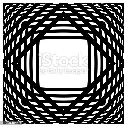 istock Abstract grid, mesh pattern. 1255067929