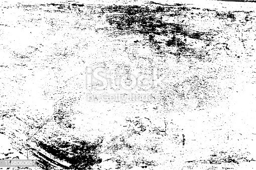 istock Abstract grunge background, damaged old wall. Vector subtle texture. 1168060687