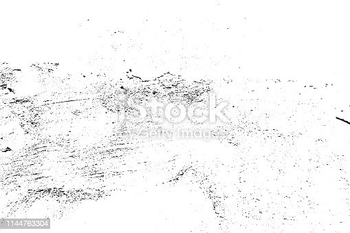 istock Abstract grunge background, old wall. Vector light subtle texture. 1144763304