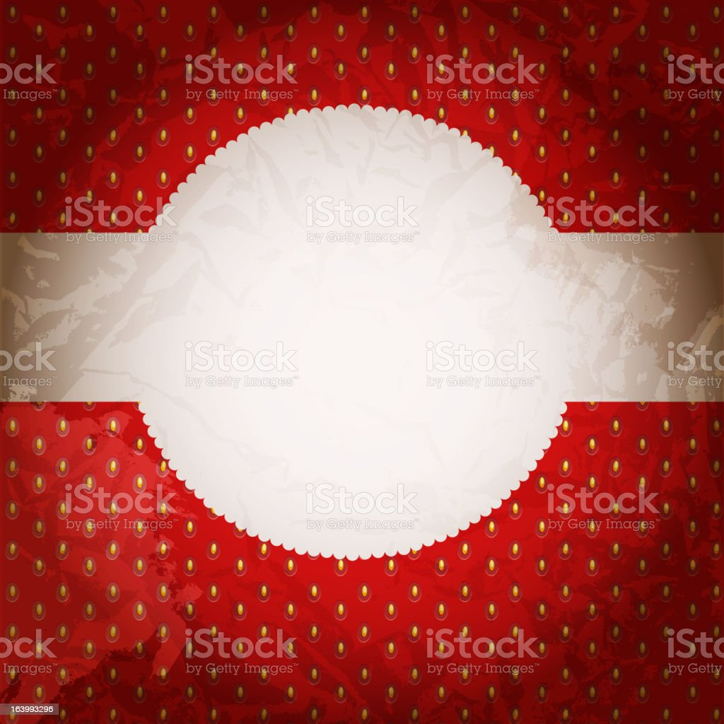 Abstract grunge background vector illustration royalty-free stock vector art
