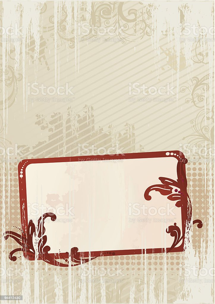 Abstract grunge wallpape royalty-free abstract grunge wallpape stock vector art & more images of abstract