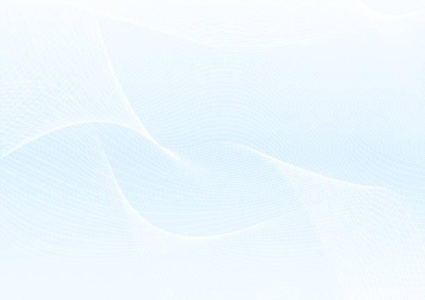Guilochés abstrato (textura de linha do vetor complicado) - ilustração de arte em vetor