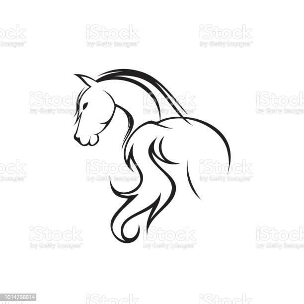 Abstract hand drawn silhouette back horse with head turned vector id1014766614?b=1&k=6&m=1014766614&s=612x612&h=z29d8fuhtr5siv9ejbfg1kt9kogf5qz x2amgvmqy3k=