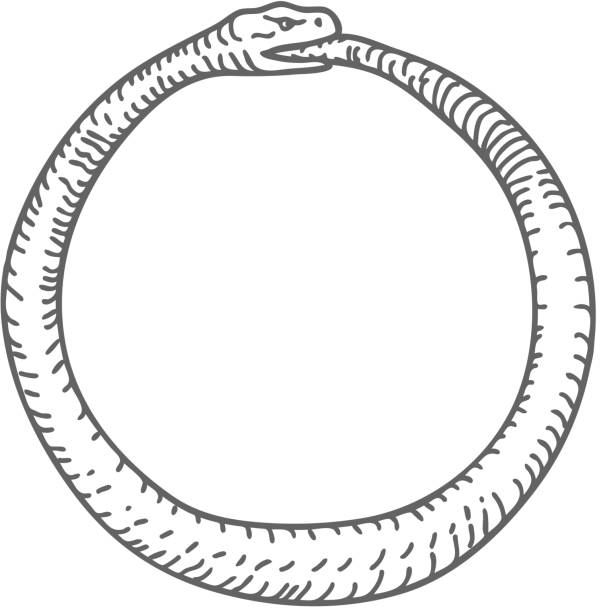 Ouroboros Symbol Illustrations, Royalty-Free Vector Graphics ...