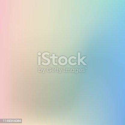 Textura iridescente holográfica abstrata da folha. Tendências modernas do estilo