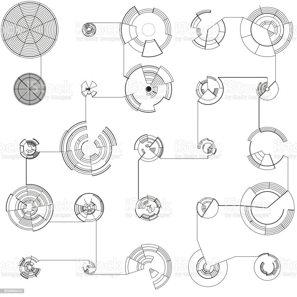 royalty free tv circuit board clip art  vector images